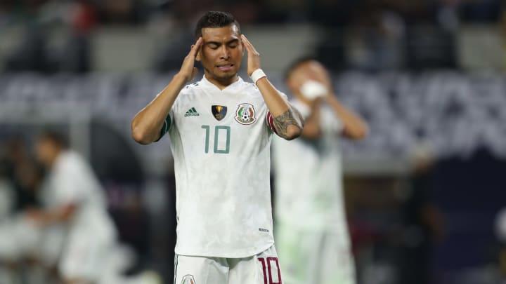 México debutó ante Trinidad y Tobago en la Copa Oro