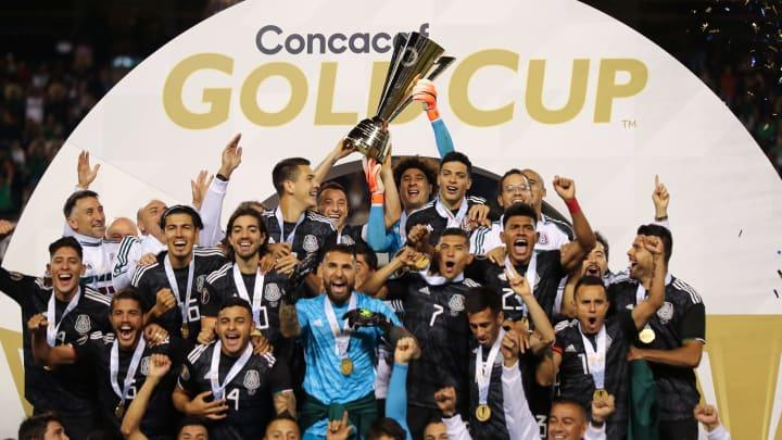 La Selección Mexicana se hizo de la Copa Oro 2019.