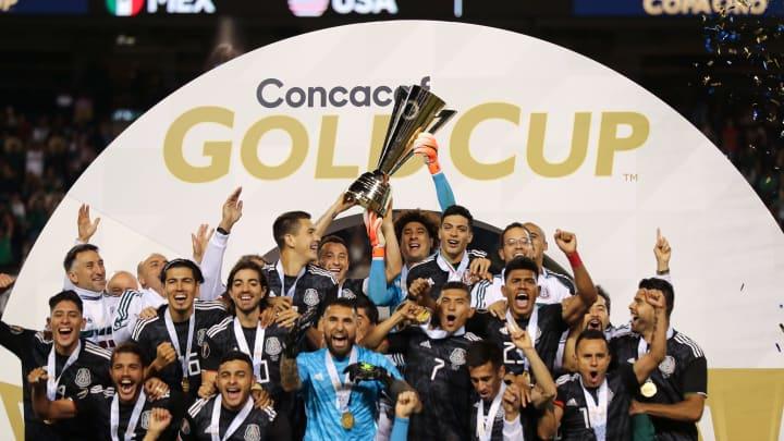 México, campeón de la Copa Oro 2019