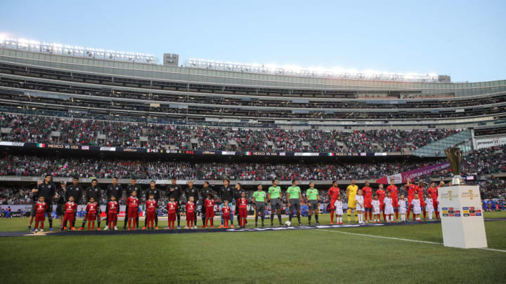 Mexico v United States Final - 2019 CONCACAF Gold Cup