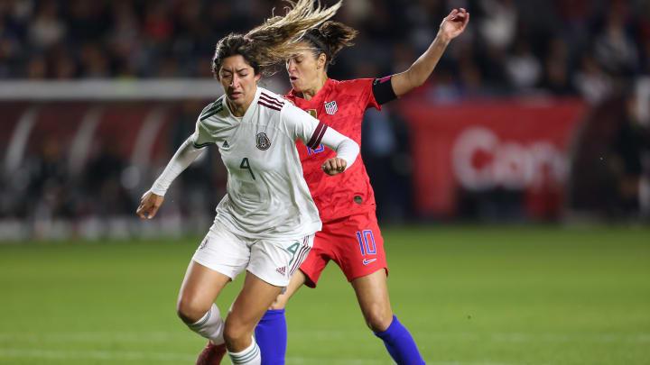 Mexico vs United States: Semifinals - 2020 CONCACAF Pre-Olímpico