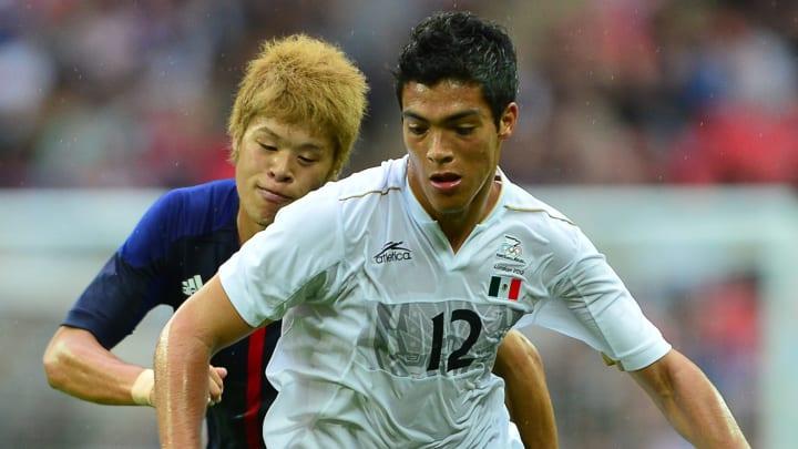 La última aparición de Raúl Jiménez con la selección mexicana fue frente a Japón en noviembre del 2020.