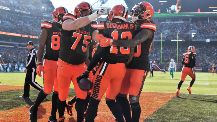 With less hype going into this season than the year before, can the Cleveland Browns do what they were supposed to last season?