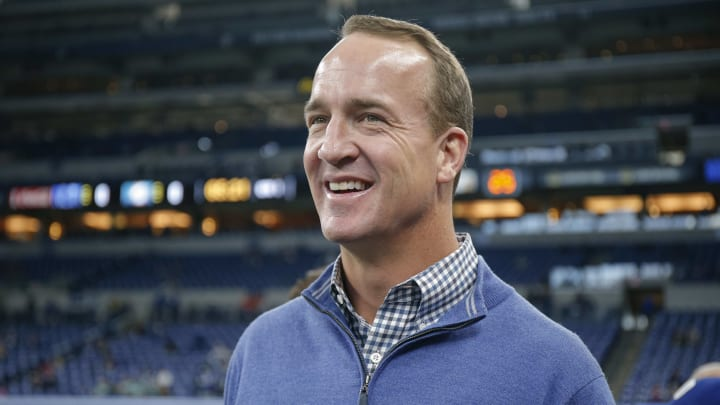 Peyton Manning, Miami Dolphins v Indianapolis Colts