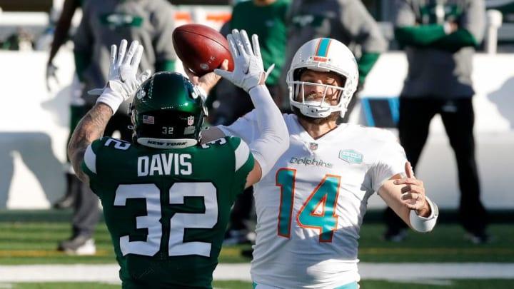 NY Jets, Ashtyn Davis