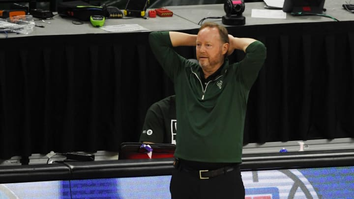 Mike Budenholzer may be coaching for his job.