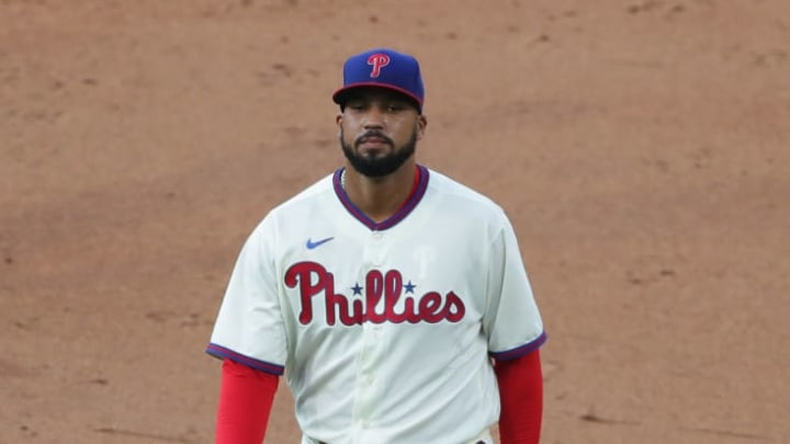 Le droitier a joué pour les Phillies en 2020