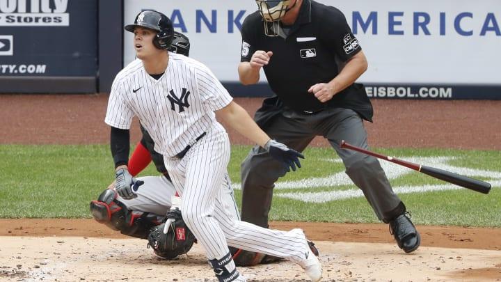 Top 2021 fantasy baseball third basemen sleepers, including Gio Urshela.
