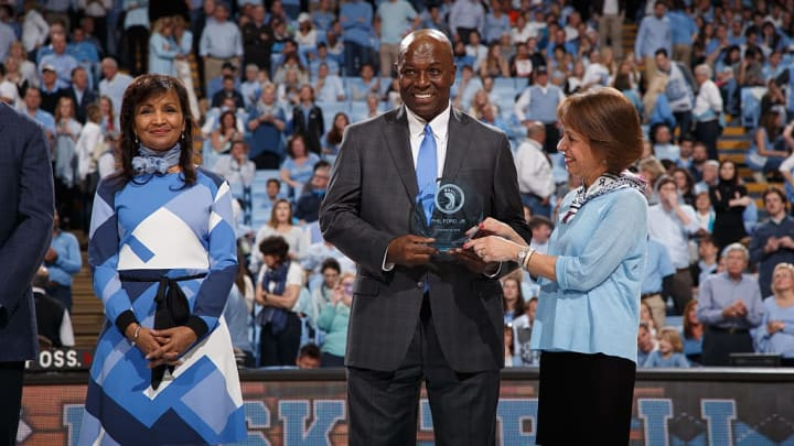 Phil Ford was the best point guard that has ever played for the Tar Heels.