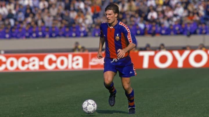 Michael Laudrup Real Madrid Barcelona
