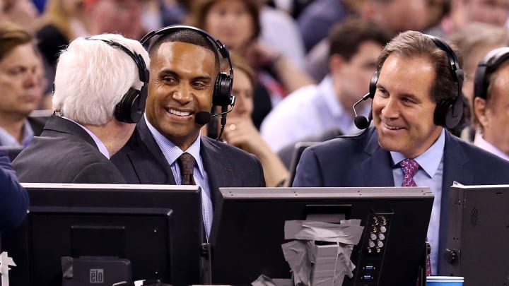 Bill Raftery, Grant Hill and Jim Nantz will call the Final Four on CBS.