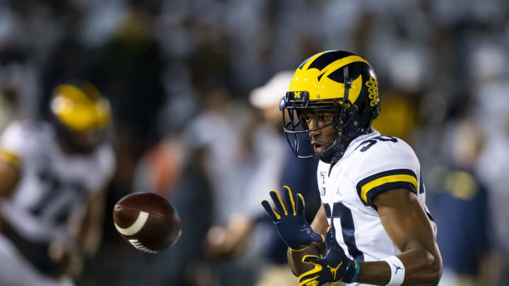 After the Michigan Wolverines disappointed in the 2019 season, the squad will look to younger players, such as Daxton Hill, to improve the team.