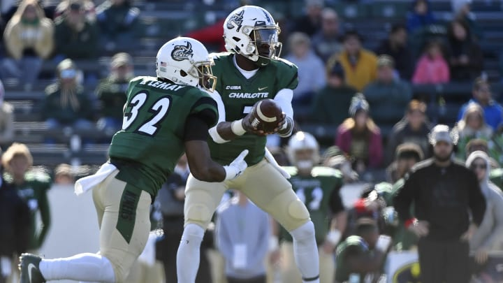 Middle Tennessee vs Charlotte prediction and college football pick straight up for a Week 4 matchup between MTSU vs CHAR.