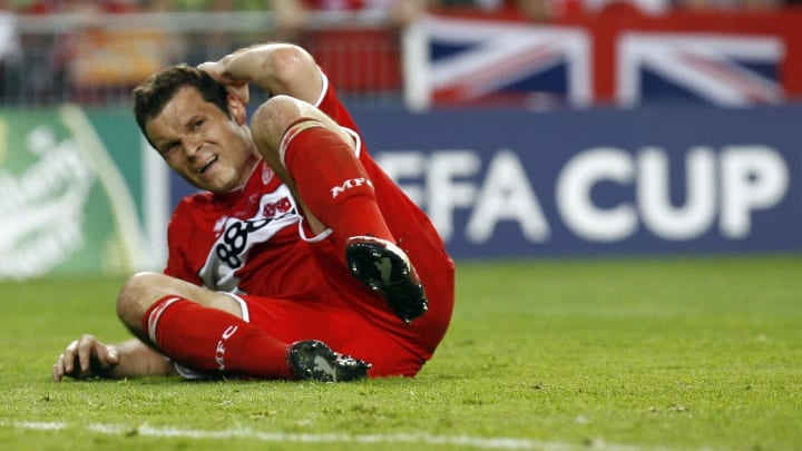 Boro were denied a clear penalty in the final