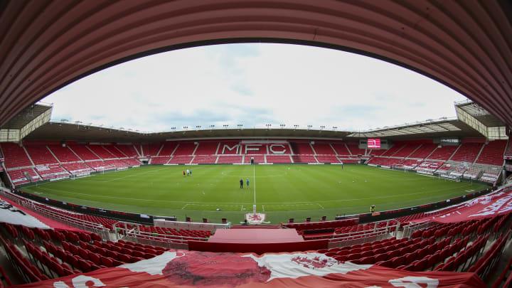Middlesbrough v Cardiff City - Sky Bet Championship