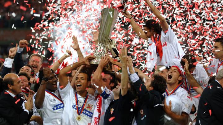 Middlesbrough v Sevilla - UEFA Cup Final