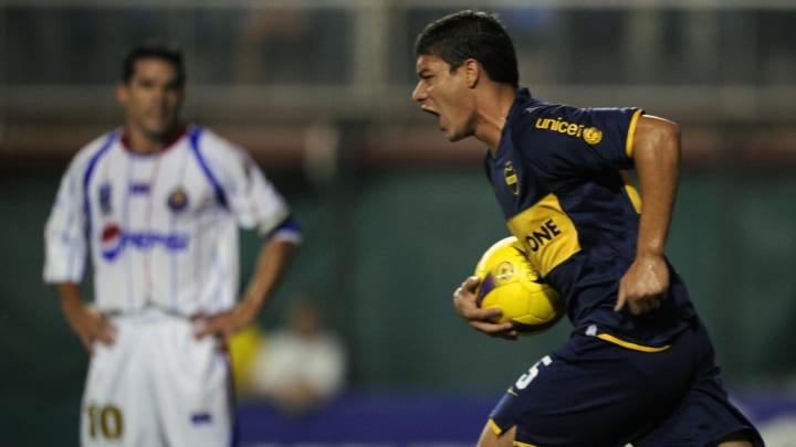 Battaglia, uno de los máximos ganadores de la Libertadores.