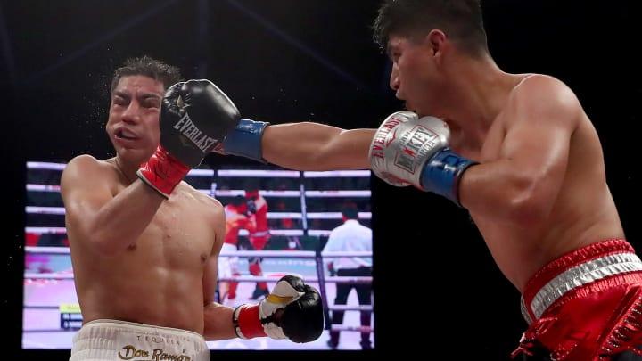 Mikey García afirmó que quiere ganar una quinta corona mundial de boxeo