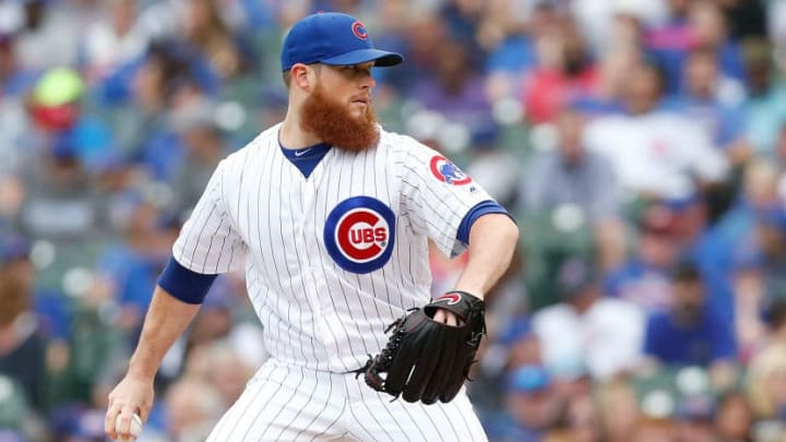 The Cubs are basically open to trade everyone, and Craig Kimbrel would command quite the trade market.