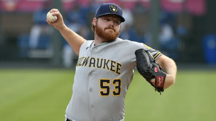 Brandon Woodruff has been one of the best pitchers in Major League Baseball in 2021.