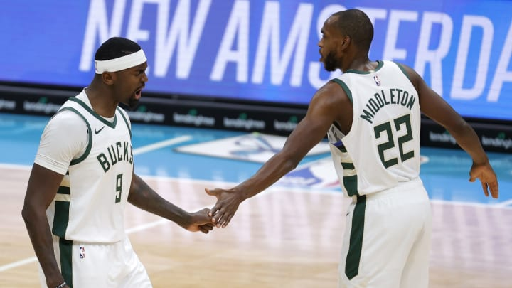 The Bucks are looking to even the NBA Finals against the Suns.