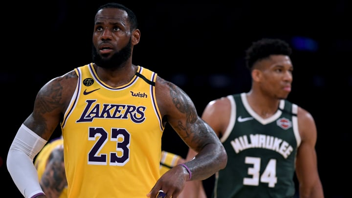 NBA Championship odds for the 2020-21 season feature a close race at the top, featuring the Los Angeles Lakers and Milwaukee Bucks.