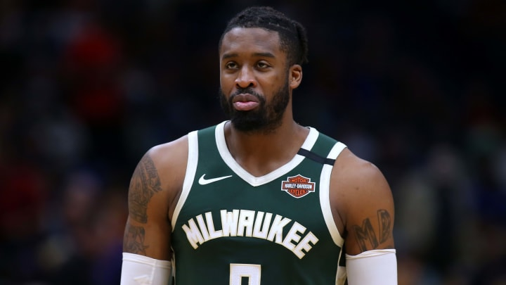 Wes Matthews, Milwaukee Bucks v New Orleans Pelicans