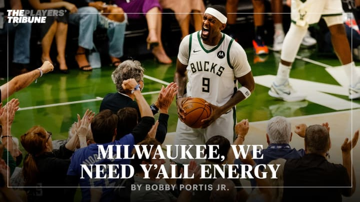 Milwaukee, We Need Y'all Energy | By Bobby Portis