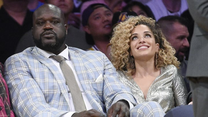 Las Novias Famosas Que Tuvo La Leyenda De La Nba Shaquille O Neal Laticia and i dive deep into our relationship experiences and all the lessons we've learned. nba shaquille o neal