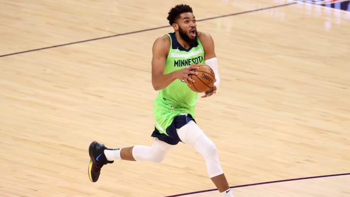 NBA FanDuel fantasy basketball picks and lineup tonight, including Karl-Anthony Towns, for Friday, 3/26/2021.