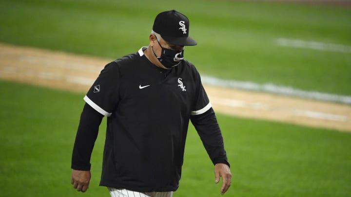Rick Renteria, Minnesota Twins v Chicago White Sox