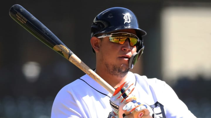 Things aren't trending up for Miguel Cabrera and the Detroit Tigers.