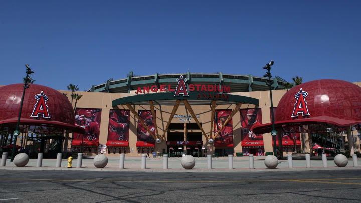 Minnesota Twins v Los Angeles Angels