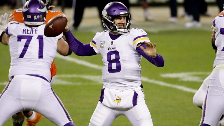 Panthers vs Vikings spread, odds, line, over/under and prediction for Week 12 NFL matchup.