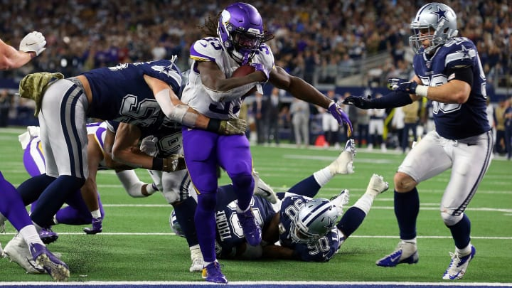 Dalvin Cook fantasy outlook makes him an unreal fantasy option in Week 11.
