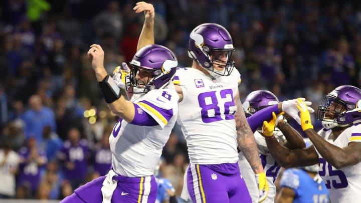 Minnesota Vikings v Detroit Lions