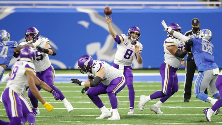 Kirk Cousins can be a gunslinger when given the chance.