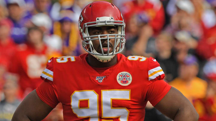 Kansas City Chiefs DT Chris Jones