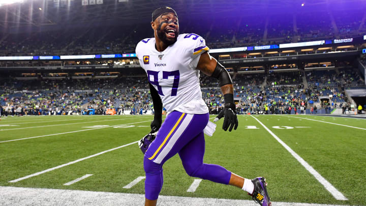 Seahawks Absolutely Cannot Let Cardinals Sign Everson Griffen