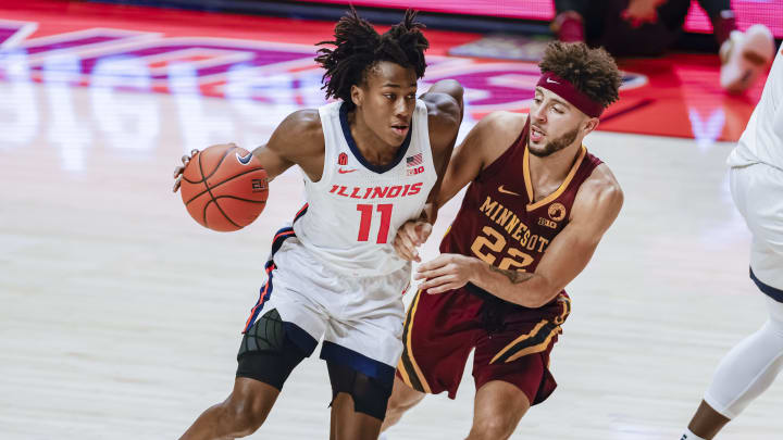 Illinois vs Rutgers prediction, pick and odds for NCAAM game.