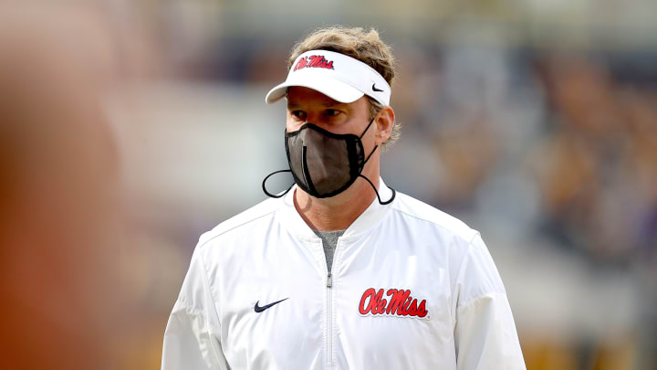 Lane Kiffin, Mississippi v LSU