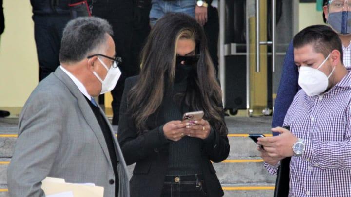 Stephanie Valenzuela fue agredida por Eleazar Gómez