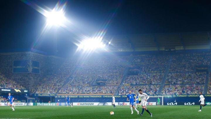 LaLiga Barcelona Villarreal
