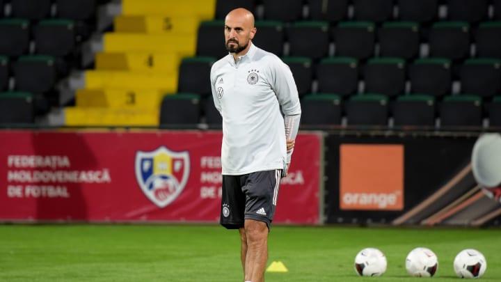 Antonio di Salvo ist der neue U21-Bundestrainer