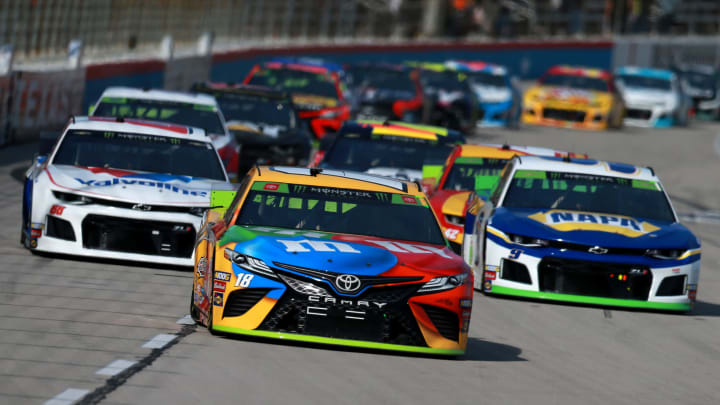 Monster Energy NASCAR Cup Series AAA Texas 500