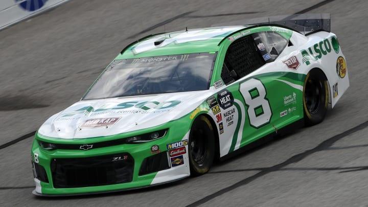 NASCAR fantasy picks for the 2020 Alsco Uniforms 500 favor Kyle Busch, Martin Truex Jr. & Brad Keselowski at Charlotte Motor Speedway this Wednesday.