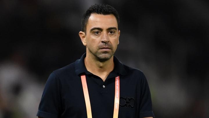Xavi wird von einigen schon jetzt als nächster Trainer des FC Barcelona gehandelt.