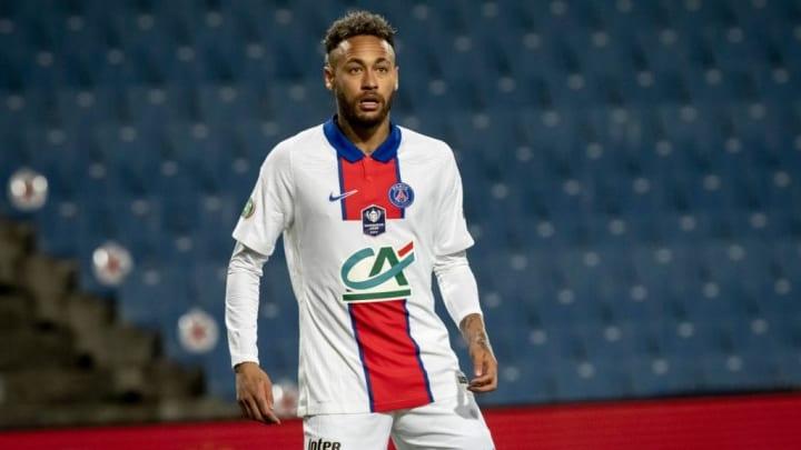 Neymar PSG Ligue 1 França
