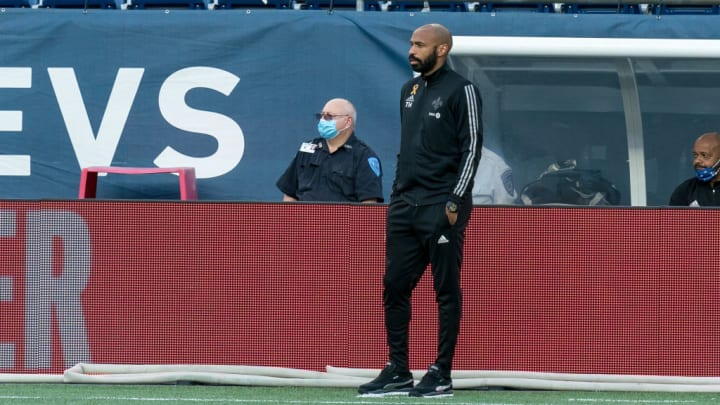 Thierry Henry cresce a cada ano na MLS.