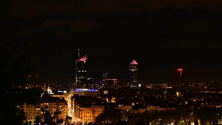 Monuments Illuminated - (RED)